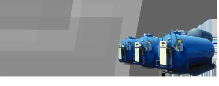 Stockage et transfert multi-fluides