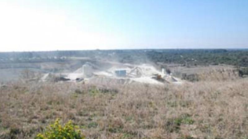 La poussière en carrière ou sur chantier n'est pas une fatalité