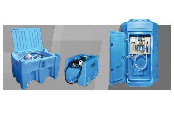 Cuves pour AdBlue®