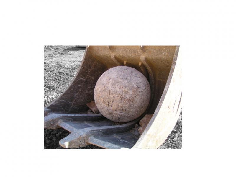 Godet boule