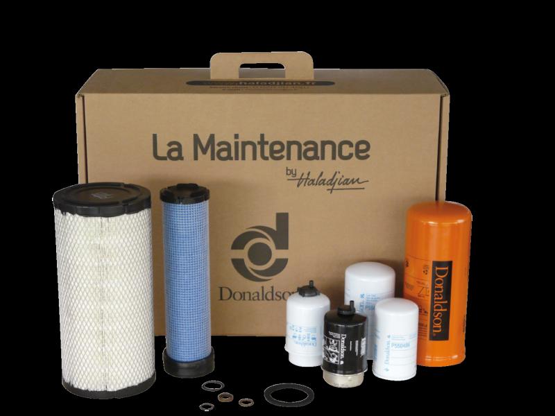 Kits de filtration
